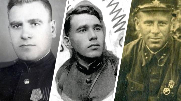 Расписался на Рейхстаге, помогала раненым, получил контузию: «Бессмертный полк» на 72.RU онлайн