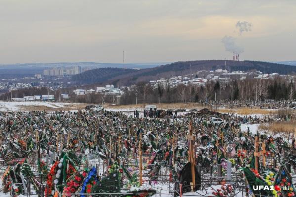 Жители близлежащих поселков выступают против строительства нового кладбища