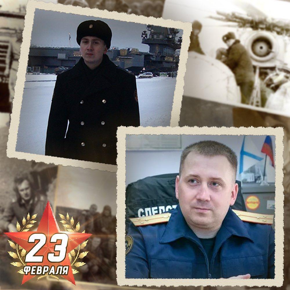Денис Ахкамов — старший лейтенант юстиции