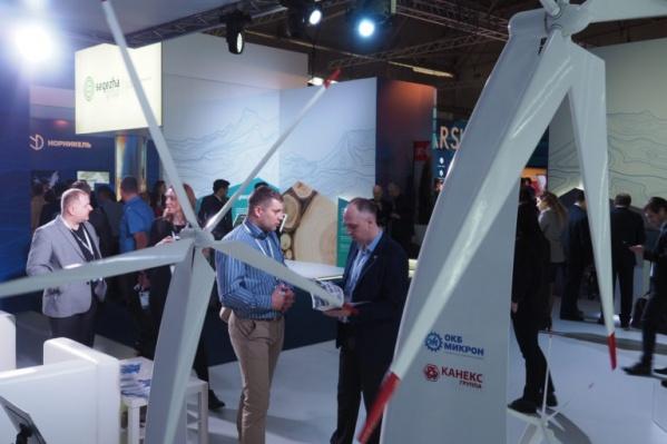 Разработкой ветровой станции на предприятии «Микрон» занялись в 2018 году