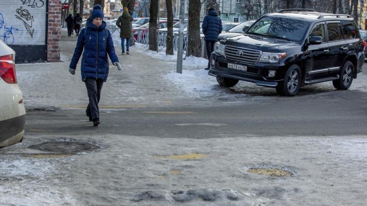 Мэрия Ярославля ответила губернатору на обвинение в плохой уборке дорог