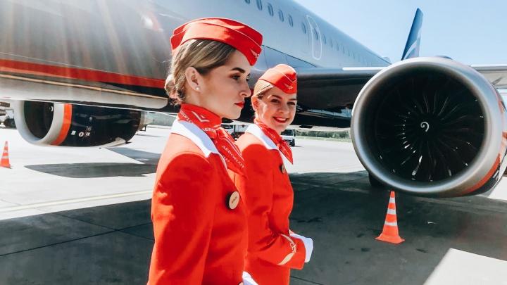 В аэропорту Красноярска открылся авиахаб «Аэрофлота»