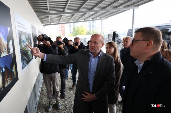 Построить аквапарк в Челябинске пообещал депутат Госдумы Олег Колесников