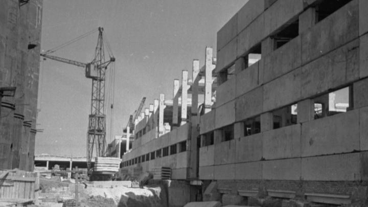 Сладкие воспоминания: публикуем архивные фотографии шоколадной фабрики «Россия»