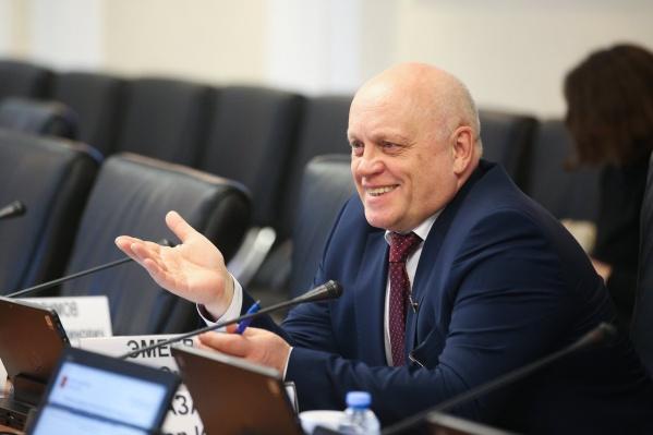 """Полномочия Виктора Назарова истекают в сентябре <nobr class=""""_"""">2021 года</nobr>"""