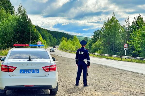 На Урале оштрафовали больше тысячи водителей за выезд на встречку