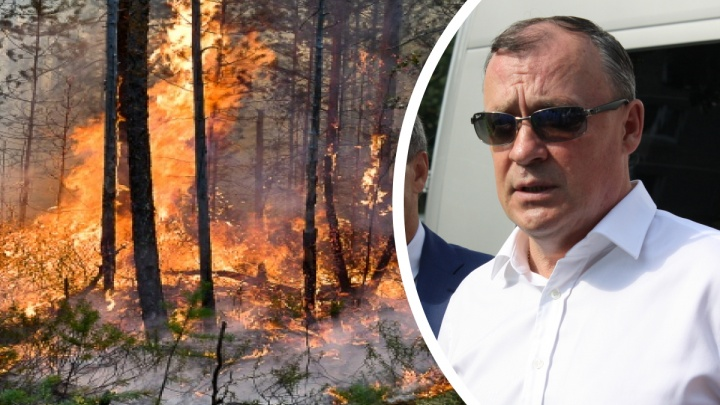 Мэр Екатеринбурга рассказал, почему в Екатеринбурге нечем дышать и чего ждать дальше