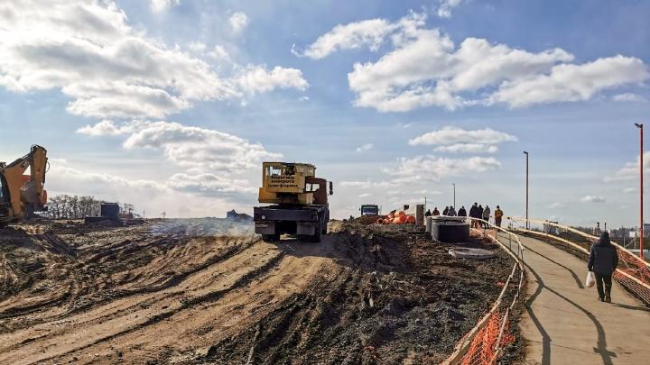 Ростовские власти снесут еще одно здание для строительства моста на Малиновского