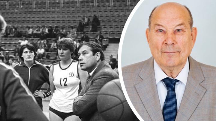 В Новосибирске умер известный баскетбольный тренер
