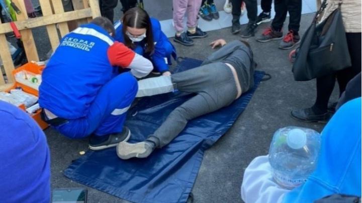 Сами виноваты? В мэрии Волгограда рассказали, почему ребенок пострадал на роллердроме в Кировском районе
