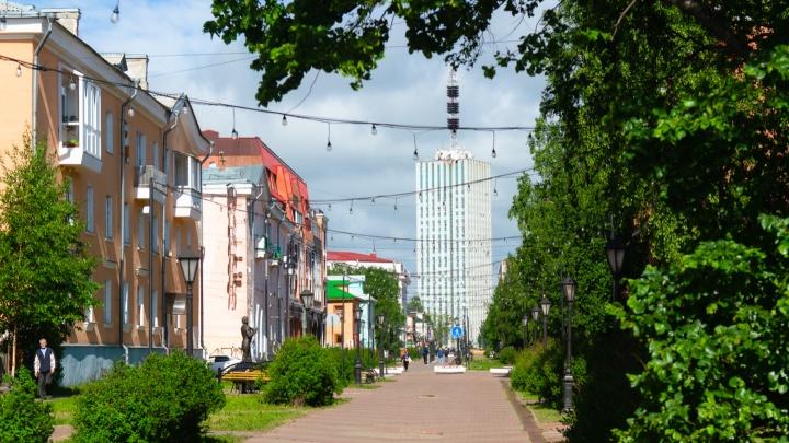 Глава Архангельска и его заместители смогут получить служебное жилье