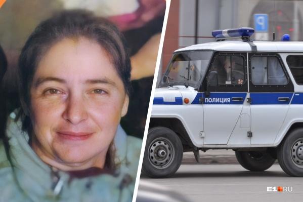 Родственники не сразу обратились в полицию и поисковые отряды: первое время они пытались найти женщину самостоятельно