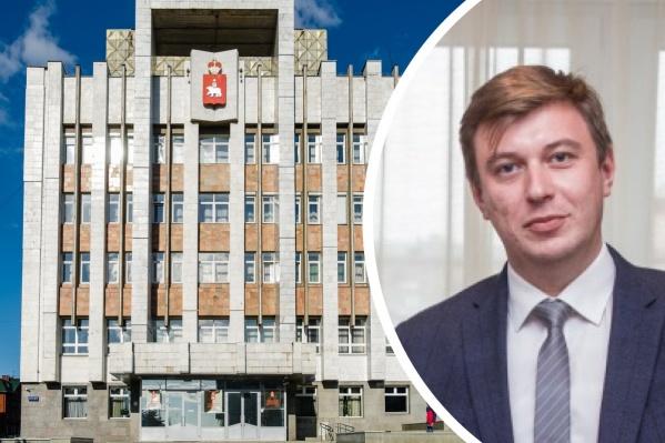 Павел Носков ранее уже работал в правительстве края