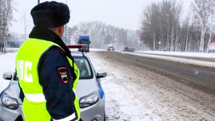 В Самарской области ГИБДД будет ловить автомобилистов на встречке