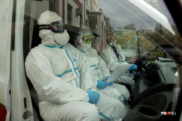 Список врачей, умерших во время пандемии