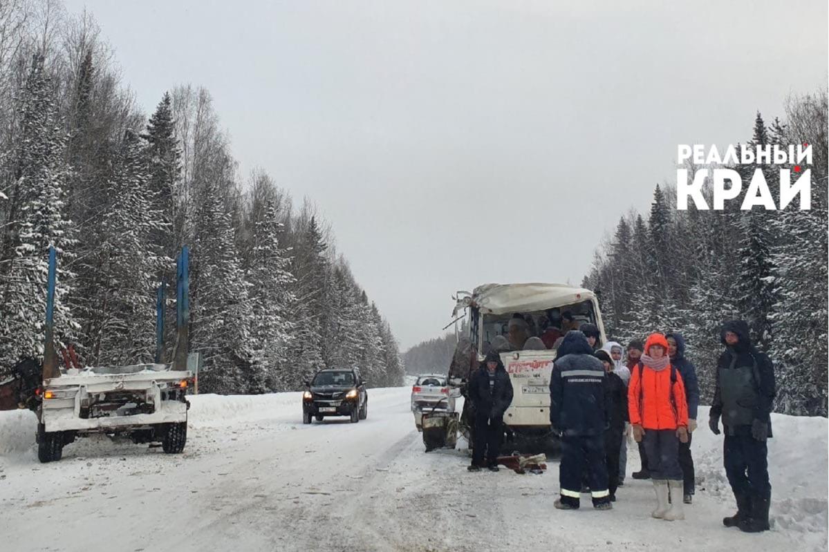 Пассажиры и водители не пострадали