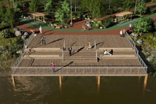 Чиновники анонсировали обновление парка, но средств на проект не оказалось
