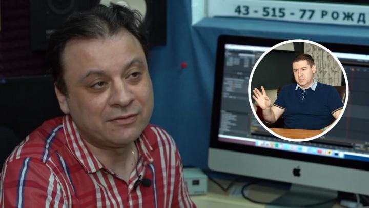 Нижегородские звукорежиссеры и музыканты уверены, что голос звонившего с угрозами Грачу не принадлежит Иосилевичу
