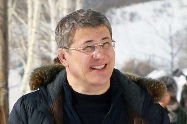 Хабиров рассказал о своей молодости