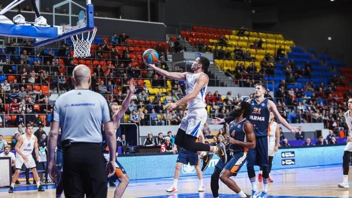 Баскетбольный «Енисей» сыграет дома с израильтянами в отборе на Кубок Европы. Билеты — от 100 рублей