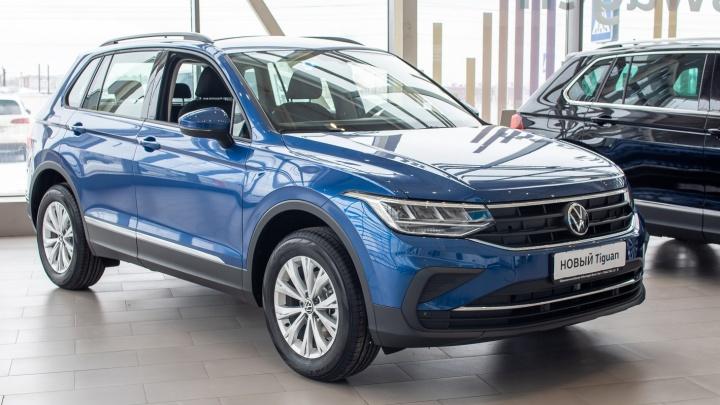 Обновленное «лицо», оптика и продвинутое оборудование: чем покоряет новый Volkswagen Tiguan