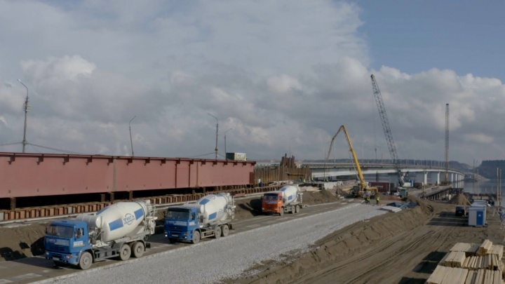 В Прикамье началось строительство второй очереди моста через Чусовую