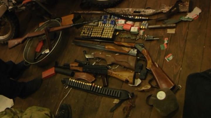 В России была целая сеть: в Волгограде ликвидировали подпольную оружейную мастерскую