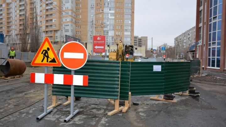 Обновление коммуникаций на улице Волховстроя в Омске проведут параллельно с дорожными работами