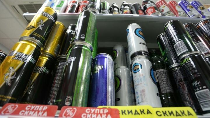 Краевые депутаты приняли в первом чтении штрафы за продажу энергетиков детям