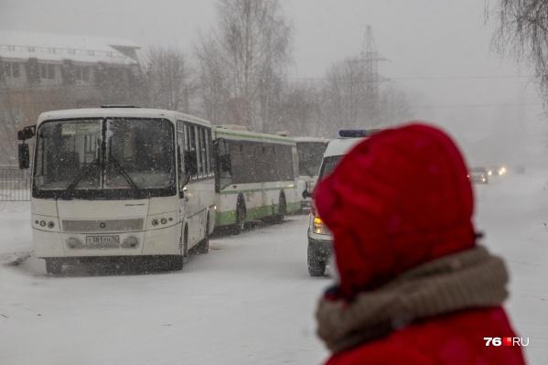 Глобальная транспортная реформа в Ярославле должна начаться уже в этом году