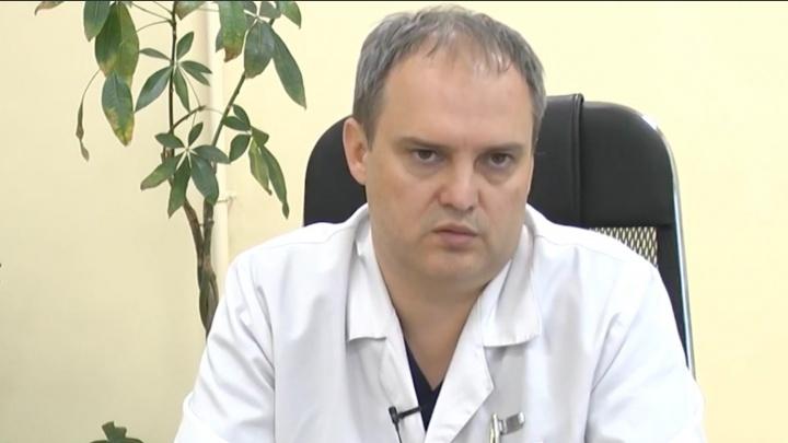 В ковидном госпитале Таганрога закончились свободные места