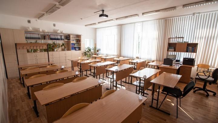 Полиция пришла в школу НСО после того, как шестиклассник порезал руку циркулем