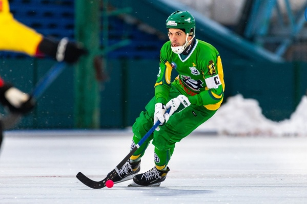В прошедшем сезоне «Водник» не получил призовое место чемпионата, но его игроков отметили в Федерации бенди