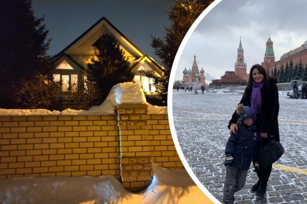 Тела 41-летней Елены Малаховой, ее шестилетнего сына, а также пожилых бабушки и дедушки были обнаружены в их доме вчера вечером