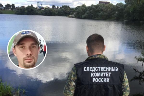 Тело нашли в воде