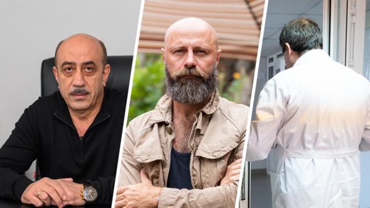 «Двадцатка» массово увольняет врачей, на Ленина построят ТЦ: что случилось в Ростове — итоги недели