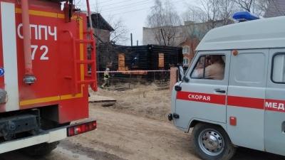 Родственникам погибших при пожаре в Кудымкаре восьми человек окажут материальную помощь