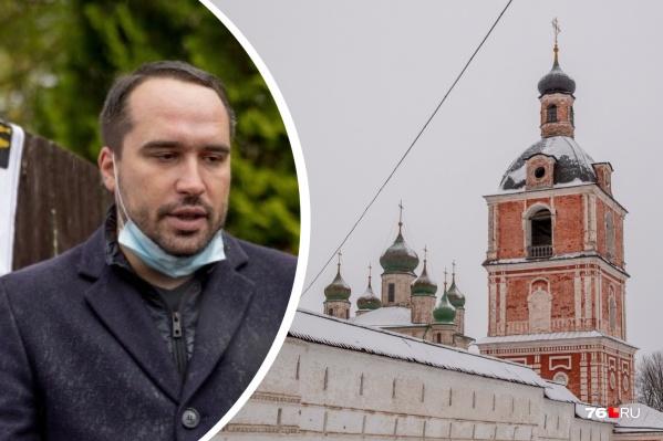 Уехал чиновник, перекроивший Переславль под застройку