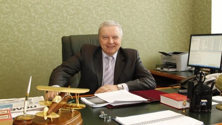 Владимир Путин наградил президента Самарского университета орденом