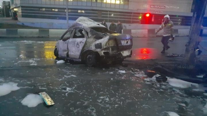 «Делимобиль» назвал причины аварии с тремя погибшими в Volkswagen Polo в центре Новосибирска