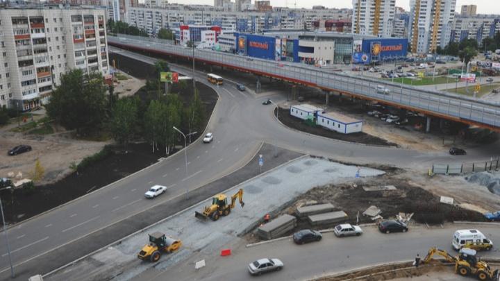 В Тюмени объездную на отрезке от Мельникайте до Ямской расширят до шести полос