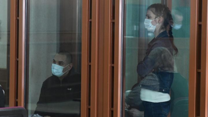 Для обвиняемых в убийстве Ксении Каторгиной запросили 63 года колонии на троих