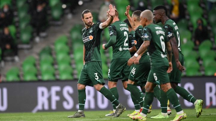 Галицкий вернулся на стадион. «Краснодар» разгромил «Сочи», несмотря на два удаления