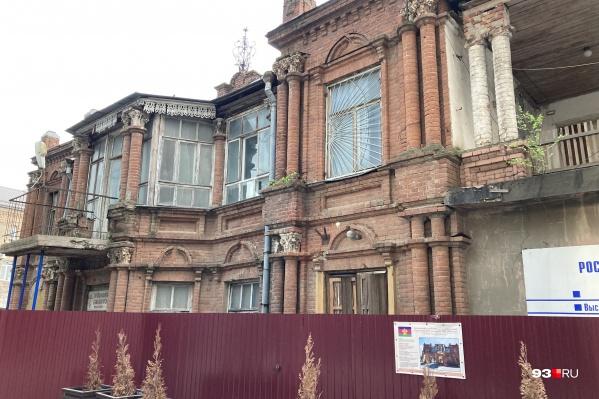 Центральным элементом исторического квартала станет особняк купца Марка Лихацкого, в котором разместится городской музей