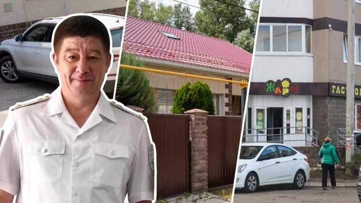 Внедорожники, дома, десятки тысяч долларов — смотрим на все богатства «золотого гаишника» Ильдуса Шайбакова