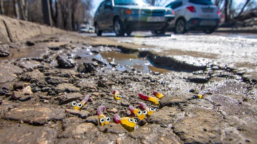 Почему в Самаре плохие дороги? Отвечают в мэрии
