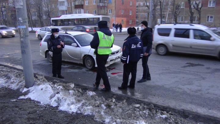 В Екатеринбурге машина насмерть сбила девятилетнюю девочку