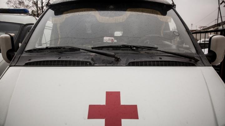 Шестилетний ребенок попал в больницу с травмой головы — его отец пытался избежать ДТП и резко затормозил