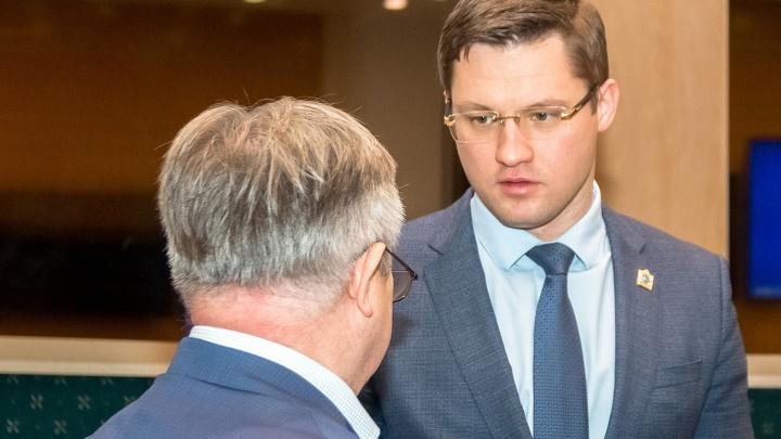 Экс-министр строительства Самарской области Евгений Чудаев вернулся в бизнес