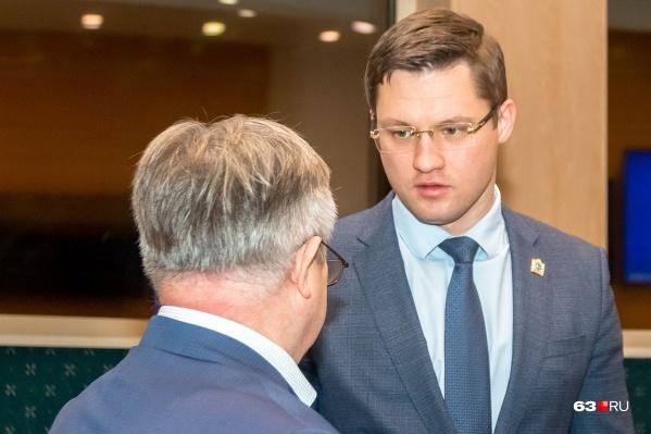 Евгений Чудаев возглавлял Минстрой больше двух лет
